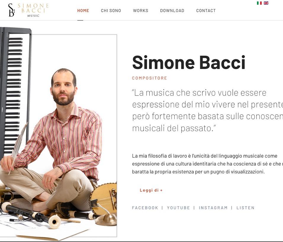 SimoneBacciMusic